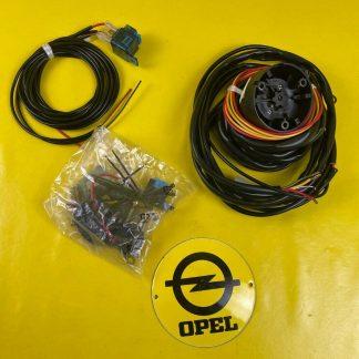 NEU + ORIGINAL Opel Corsa B/C Frontera B Omega B Kabelsatz Anhänger Kupplung