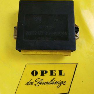 NEU + ORIG GM Opel Astra F Corsa B Tigra A Steuergerät Alarmanlage Steuereinheit