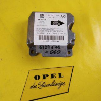 NEU + ORIGINAL Opel Corsa B Steuergerät Airbag Airbagsteuergerät KZ AG SRS Unit