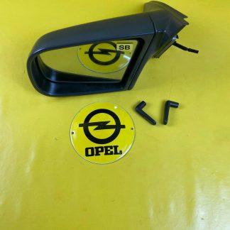 NEU + ORIGINAL Opel Omega A Aussenspiegel links Spiegel Seitenspiegel Mirror
