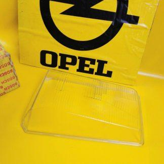 NEU + ORIG Opel Commodore C Streuscheibe Scheinwerfer Glas Bosch Scheibe