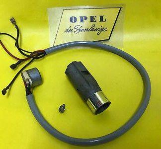 OPEL Kapitän Admiral Diplomat A Gehäuse Schließzylinder Kontaktteil auch Opel GT