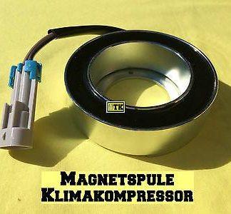 Magnetspule Klima Klimakompressor Opel Astra G Tigra B Corsa C Meriva A Zafira A