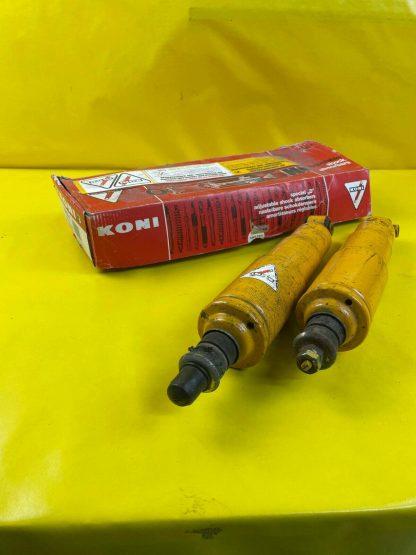 ORIGINAL Koni gelb Stoßdämpfer Opel Kadett C Manta Ascona B Dämpfer 40 mm