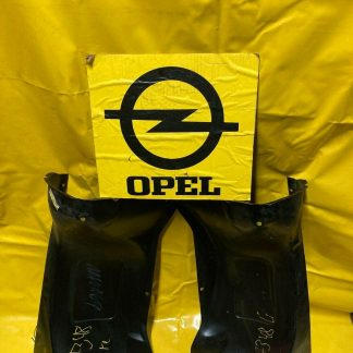 NEU + ORIGINAL Opel Ascona A Radeinbau Innenradhaus Stahlblech Paar re li