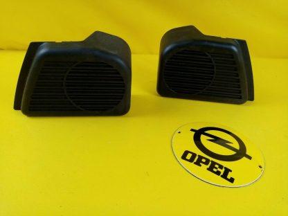 NEU + ORIG Opel Monza Senator Commodore C Rekord E Front Lautsprecher Satz