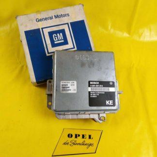 NEU + ORIG Opel Omega B 2,5 Diesel Steuergerät Einspritzanlage Motorsteuergerät