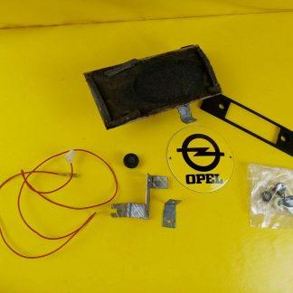 NEU + ORIG Opel Kadett B Blaupunkt Lautsprecher + Radio Einbausatz