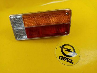NEU + ORIGINAL Opel Ascona A Limousine Rücklicht hinten rechts Licht komplett