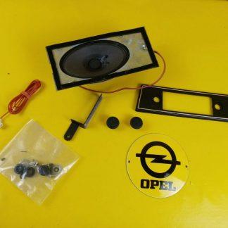 NEU + ORIG Opel Ascona Manta A Einbausatz Lautsprecher Radio Blaupunkt
