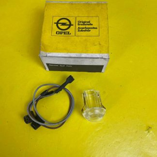 NEU + ORIGINAL Opel Kadett B Einbausatz Handschuhfach Beleuchtung Armaturenbrett