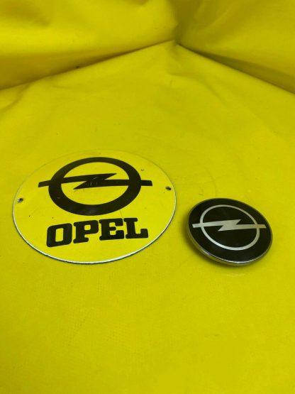 NEU + ORIGINAL Opel Emblem Durchmesser 55mm Logo Zeichen Opelzeichen Corsa B
