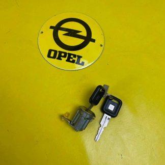 NEU + ORIGINAL GM /Opel Monterey Frontera Campo Pick Up Isuzu Trooper Türschloss