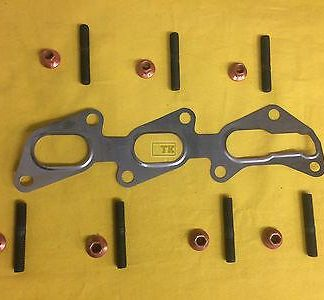 OPEL Dichtsatz Auspuffkrümmer Agila A 1,0 (12V) H00 58 PS / 60 PS Z10XE Z10XEP