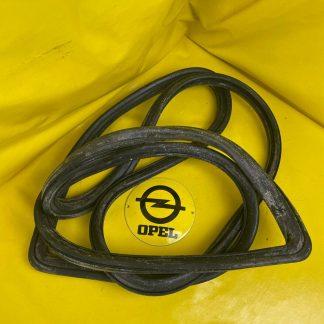 NEU + ORIGINAL Opel Rekord B Limousine Kombi Frontscheibendichtung