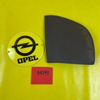 NEU + ORIGINAL Opel Omega A Blende Lautsprecher v. links braun, Abdeckung