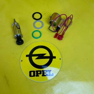 NEU + ORIGINAL GM/ Opel Agila A Lampe Leuchte Zigarettenanzünder Einbausatz