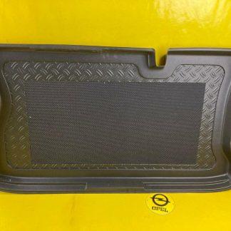 NEU + ORIGINAL Opel Corsa C Kofferraumwanne geteilte Sitzbank Schmutzmatte