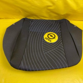 NEU + ORIGINAL Opel Meriva A Sitzpolster Sitzbezug Charcoal Vordersitze dunkel