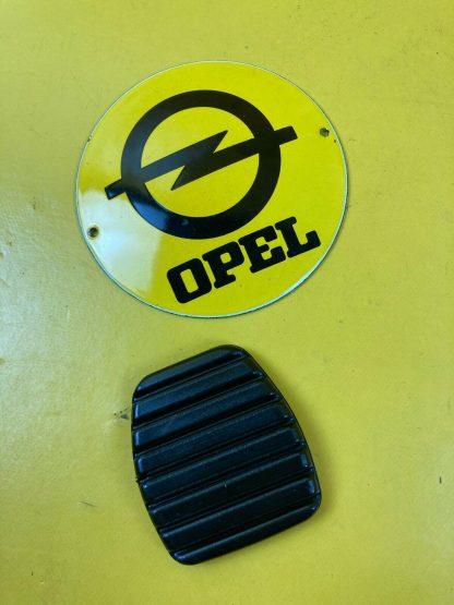 NEU Opel Vivaro B Pedal Gummi Kupplung Bremspedal Pedal Belag