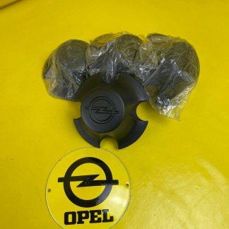 NEU + ORIGINAL GM / Opel Corsa A Ascona C Abdeckung Felgendeckel Satz Alufelge