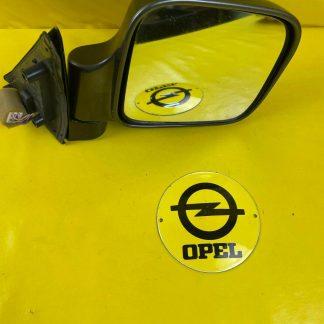 NEU + ORIGINAL GM / Opel Monterey Spiegel rechts grau Außenspiegel