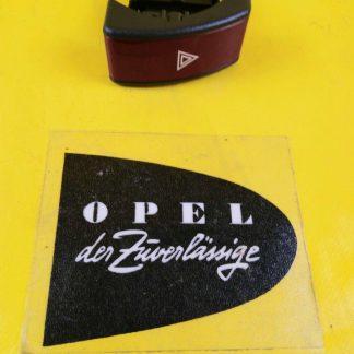 NEU + ORIG GM Opel Corsa C Tigra B Twintop Warnblinkschalter Schalter Innenraum