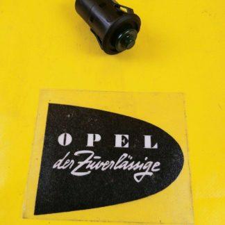 NEU + ORIG Opel Rekord D / Commodore B Nebelschlussleuchte grüner Knopf Cockpit