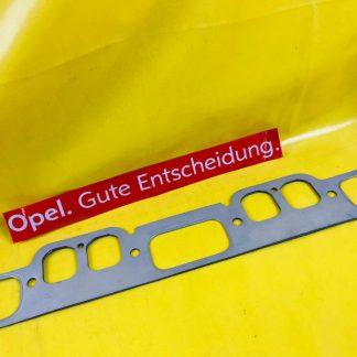 NEU Abgaskrümmer Dichtung Opel Frontera A Omega A 2,4 C24NE Abgaskrümmerdichtung