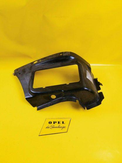 NEU + ORIG Opel Zafira A Reparaturblech Seitenwand hinten unten links Blech