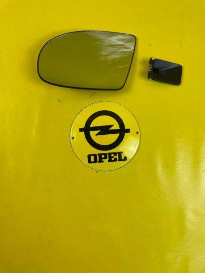 NEU + ORIGINAL Opel Corsa B Spiegelglas konvex links Spiegel Glas