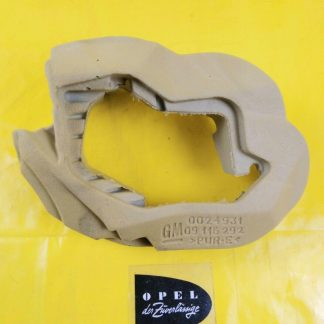 NEU + ORIG GM Opel Corsa C Tigra B Isolierung Schutz Polster Verkleidung
