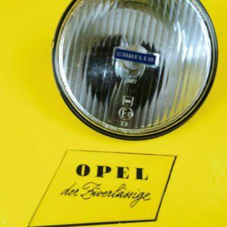 NEU + ORIG Opel Ascona B Manta B Einsatz Fernscheinwerfer Carello Scheinwerfer