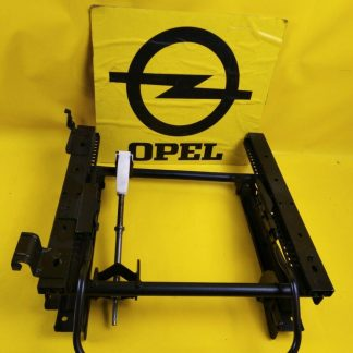 NEU + ORIG GM Opel Omega B Sitzkonsole links Fahrersitz Höhenversteller Gestell