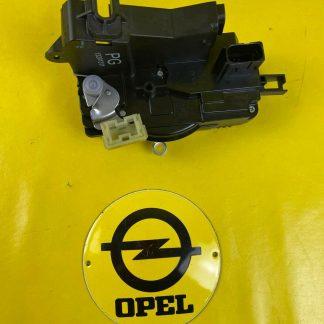 NEU + ORIGINAL Opel Vectra C / Signum Türschloss vorne mit Motor Tür Schloss