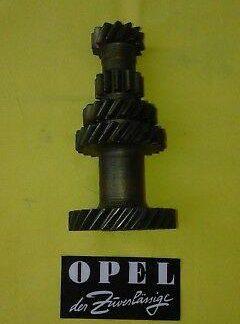 NEU + ORIGINAL Opel Kadett B 1,1 GT 1100 Zahnradblock für das Schaltgetriebe