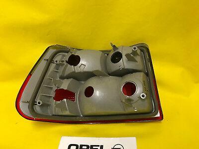 NEU+ORIGINAL OPEL Astra F GSi rechts Rücklicht dunkel getönt schwarz Heckleuchte