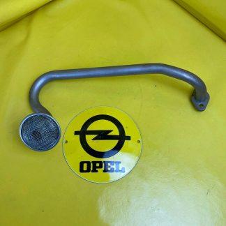 NEU + ORIGINAL Opel CIH Ölsaugrohr Ölwanne Umbau Saugrohr Rohr Öl