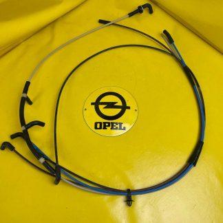 NEU + ORIGINAL Opel Frontera B 2,2 Diesel Unterdruckschlauch Leitung AGR Ventil