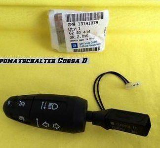 ORIGINAL OPEL Corsa D Tempomat Kombi Schalter Blinkerschalter Signalschalter