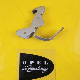 NEU + ORIG Opel Omega A Haken Haubenverschluss Haubenhaken Motorhaube Verschluss
