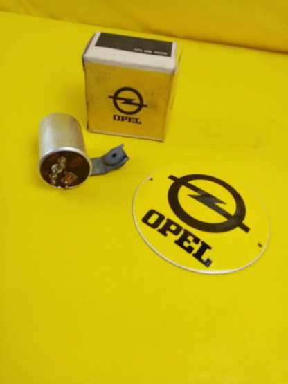 NEU + ORIG Opel Olympia Rekord A / B Blinkerrelais Blinkergeber Relais