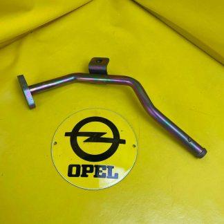 NEU+ ORIGINAL Opel Vivaro A 3,0 Diesel Ölleitung Turbolader Rücklauf Rohrleitung