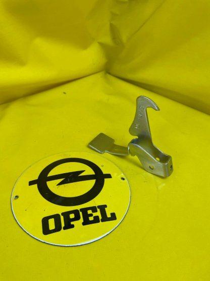 NEU + ORIGINAL Opel Corsa D Haubenschloss Haken Motorhaube Haubenhaken