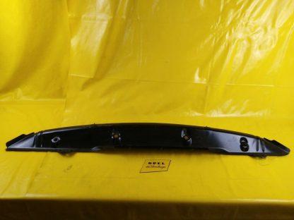 NEU + ORIGINAL Opel Meriva A Aufpralldämpfer hinten unten Stoßstange Blech