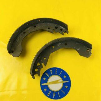 NEU + ORIGINAL Opel Corsa B Tigra Kadett E 1,2 1,3 1,4 Satz Bremsbacken hinten