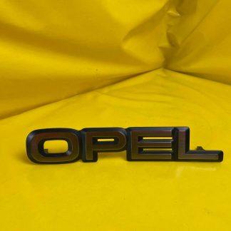 NEU + ORIGINAL Opel Frontera A Schriftzug Kühlergrill Emblem Kühlergitter
