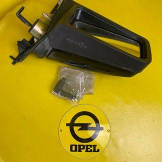 NEU + ORIGINAL GM/ Opel Ascona C Spiegel rechts schwarz Außenspiegel Rückspiegel