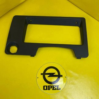 NEU + ORIGINAL Opel Kadett D auch GT/E Tacho Abdeckung Cockpit schwarz