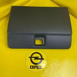 NEU + ORIGINAL GM/ Opel Omega A Handschuhfach Deckel Armaturenbrett dunkelblau